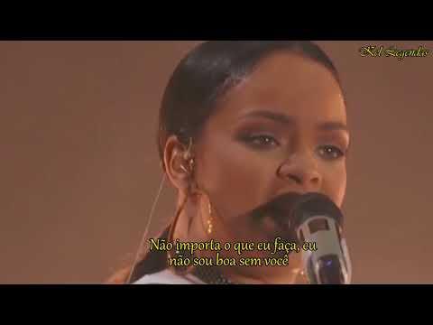 Rihanna - Love On The Brain (Tradução/Legendado)