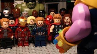 LEGO INFINITY WAR (Parody)