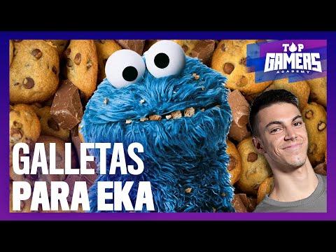 GALLETAS PARA EKA | TOP GAMERS ACADEMY
