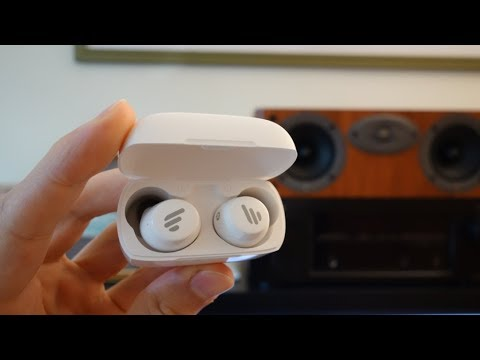 video Edifier TWS1 True Wireless Stereo Earbuds: A Complete review