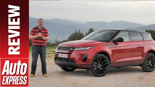 2019 Range Rover Evoque review - has the baby Rangie finally got the full package?