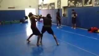 Mexican vs Filipino BRUTAL Boxing