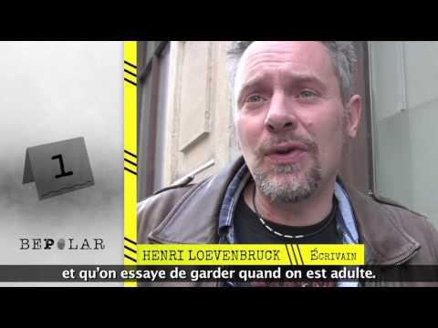 Vidéo de Henri Loevenbruck