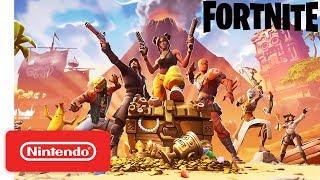Fortnite Season 8 on Nintendo Switch - X Marks the Spot!