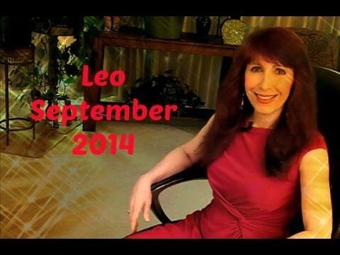 Leo September  2014 Astrology