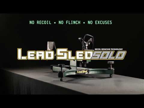 Caldwell Lead Sled Solo