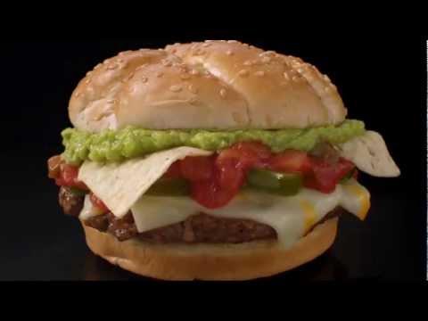 Nacho Cheeseburger