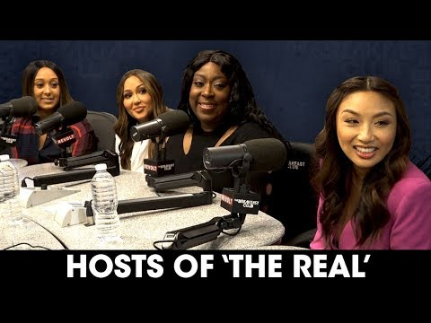 Hosts of The Real On Why Tamar Braxton Really Left The Show, Girl Chat + More