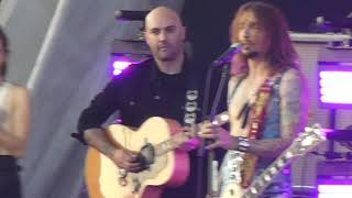 The Darkness-Heart Explodes-Live At Chantry Park, Ipswich-23/8/2019