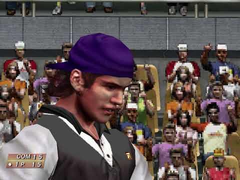 Virtua Tennis (Arcade Mode: Tommy Haas) (Hitmaker, Strangelite) (Windows) [2002] [PC Longplay]