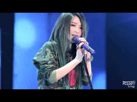 131116 Hebe田馥甄 - 不醉不會 (live ver.) @ 全聯 rock n run演唱會