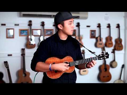 Kris Fuchigami - 'Can't Take My Eyes Off You'- Ukulele Instrumental