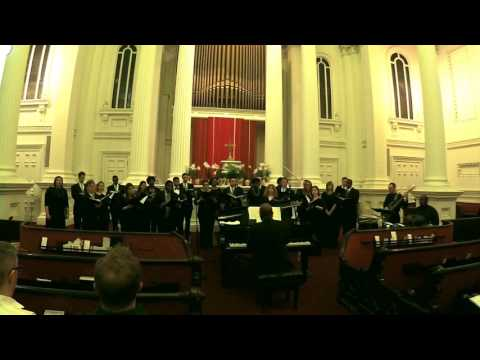 Hymn of Consecration (Marvin Curtis) - EOJAS