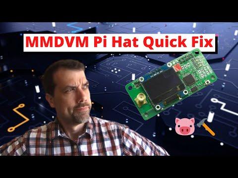 DMR MMDVM Hotspot Quick Fix #hamharder