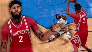 NBA 2K16 MyCAREER - 2K Just Hoed ME! WCF Game 1