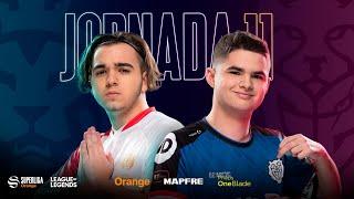 MAD LIONS VS G2 ARCTIC    Superliga Orange League of Legends   Jornada 11   TEMPORADA 2020