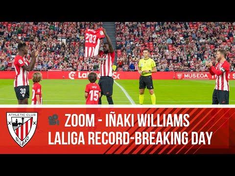 📽️ ZOOM I Iñaki Williams, LaLiga record I Athletic Club vs Alavés | LaLiga 2021-22