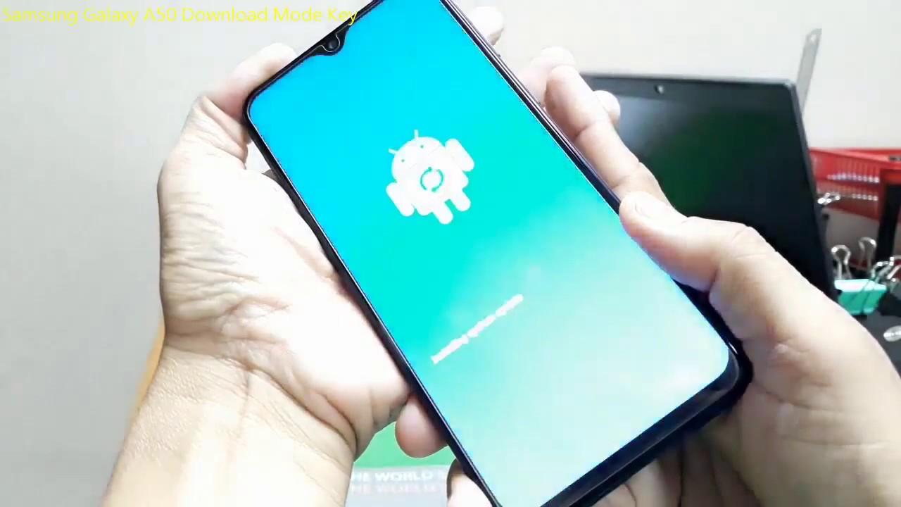 Samsung A600 Download Mode
