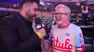 Freddie Roach: Crawford is the Best P4P Fighter Today, Beats Spence (Crawford-Khan Weigh-in 4/19/19)