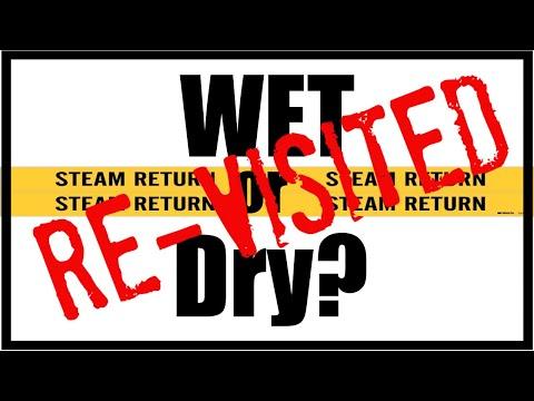 Steam Return Pipe I Revisited