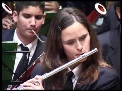 Marcha Cristiana Marfil SOCIEDAD MUSICAL 'LA AMISTAD' DE VILLAFRANQUEZA