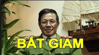 HOT: Thiếu tướng Nguyễn Thanh Hoá và Trung Tướng Phan Văn Vĩnh bị bắt khẩn cấp vì tổ chức đánh bạc..