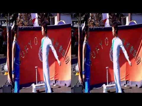 Tokyo Park Performers : Japan 3D HD No Comment 07 Camera Libre