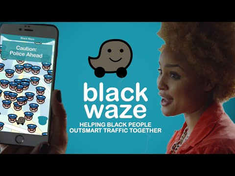 Black Waze - App For Driving While Black