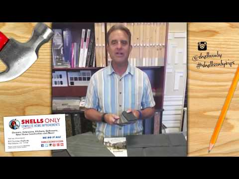 Synthetic Slate Roofing | Fifteen Second Tips by Shells Only