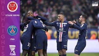 Stade Reims 0-3 PSG - HIGHLIGHTS & GOALS - 1/22/2020