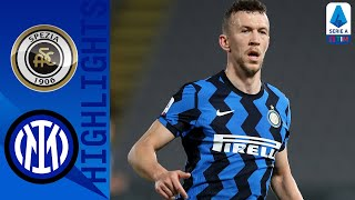Spezia 1-1 Inter   Perisic Scores as Inter Held to a Draw at Spezia!   Serie A TIM