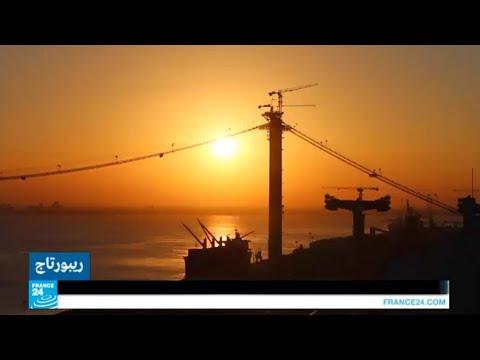 بدء بناء أطول الجسور المعلقة في القارة الأفريقية