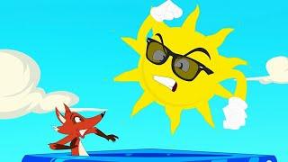 Eena Meena Deeka | Calor de verão | Desenhos animados para crianças | WildBrain em Português