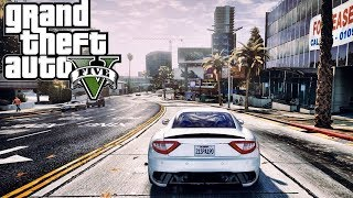 Grand Theft Auto V Ultra Realistic Graphics Gameplay  - GTA 5 Mods [4k60 FPS]