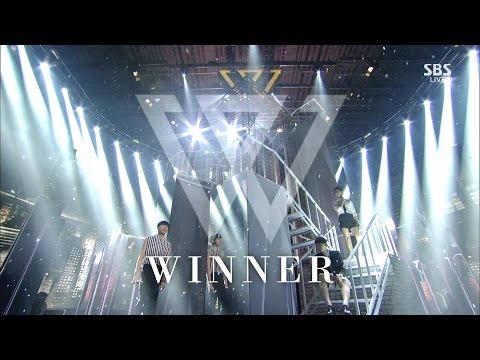 WINNER -'공허해(empty)' 0817 SBS Inkigayo