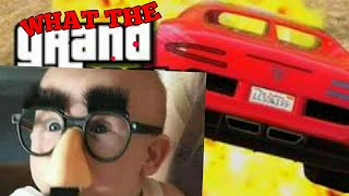 GTA 5 Trolling: STEALING KIDS CAR WHILE INVISIBLE