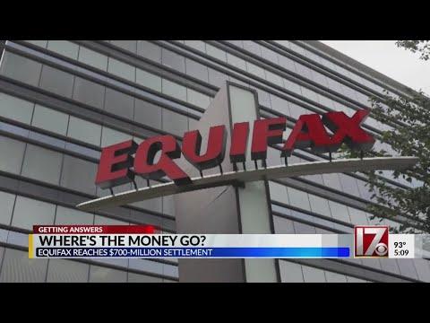 Equifax reaches settlement following data breach