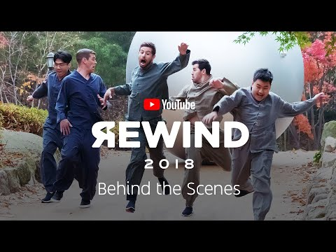 YouTube Rewind 2018: Behind the Scenes | #YouTubeRewind