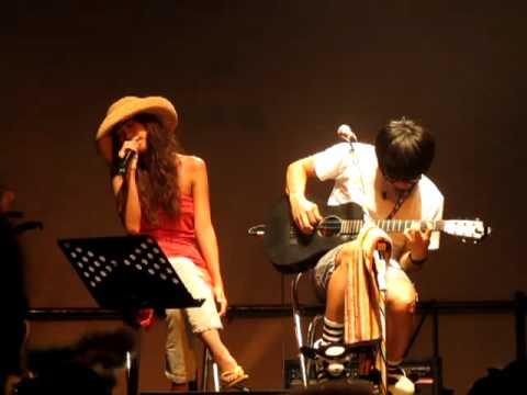 20110801 盧廣仲慢靈魂演唱會 with 綺貞 《太聰明》