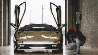 Lamborghini Diablo SV – Davide Cironi Drive Experience (ENG.SUBS)