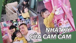 Nhật Ký của Cam Cam | Cam Cam đi chơi | Gia Đình Cam Cam Vlog 58