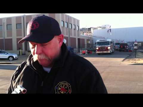 Press Conference on chemical leak at Schwans Global Supply 2