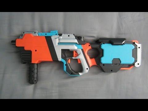 NERF SMG [BORDERLANDS MALIWAN SUBMACHINE GUN]