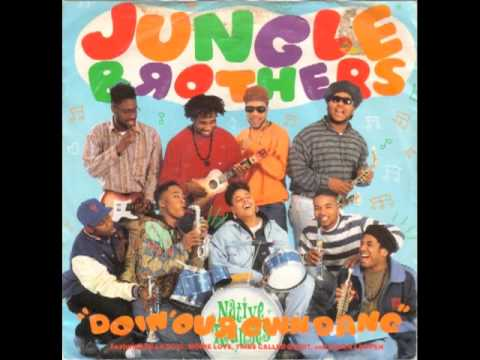 Doin' Our Own Dang (Do It To The JB's Mix) - Jungle Brothers