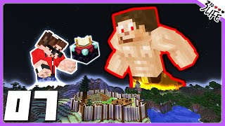3rd Life SMP  | SCAR WANTS RENCHANTING!!! | Ep 07