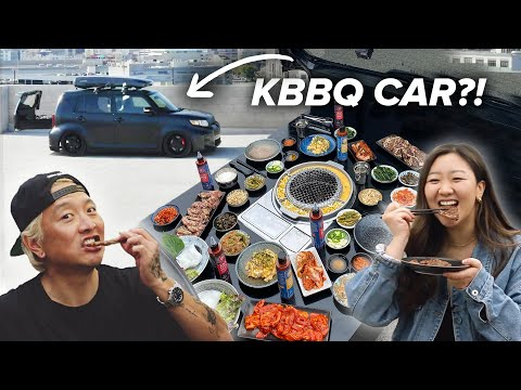 The Absolute Best Way To Do Korean BBQ ? Tasty
