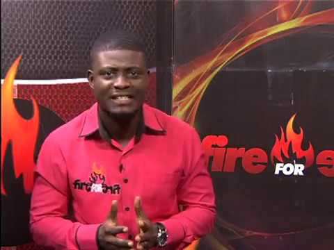 Fire 4 Fire on Adom TV (22-2-17)