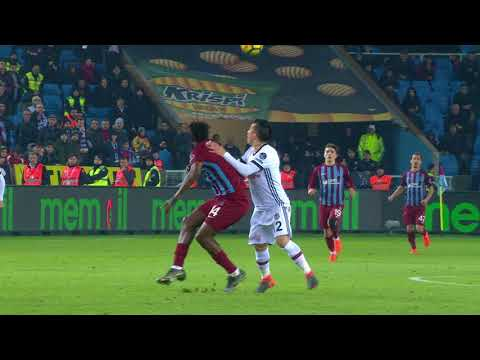 Trabzonspor 0 - 2 Beşiktaş #Özet