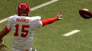 Madden 19 Squads Top 10 Plays of the Week Episode 24 - Showtime Mahomes's GREATEST Trick Play!