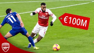 10 Times Lacazette Proved That He Is Worth €100 Million